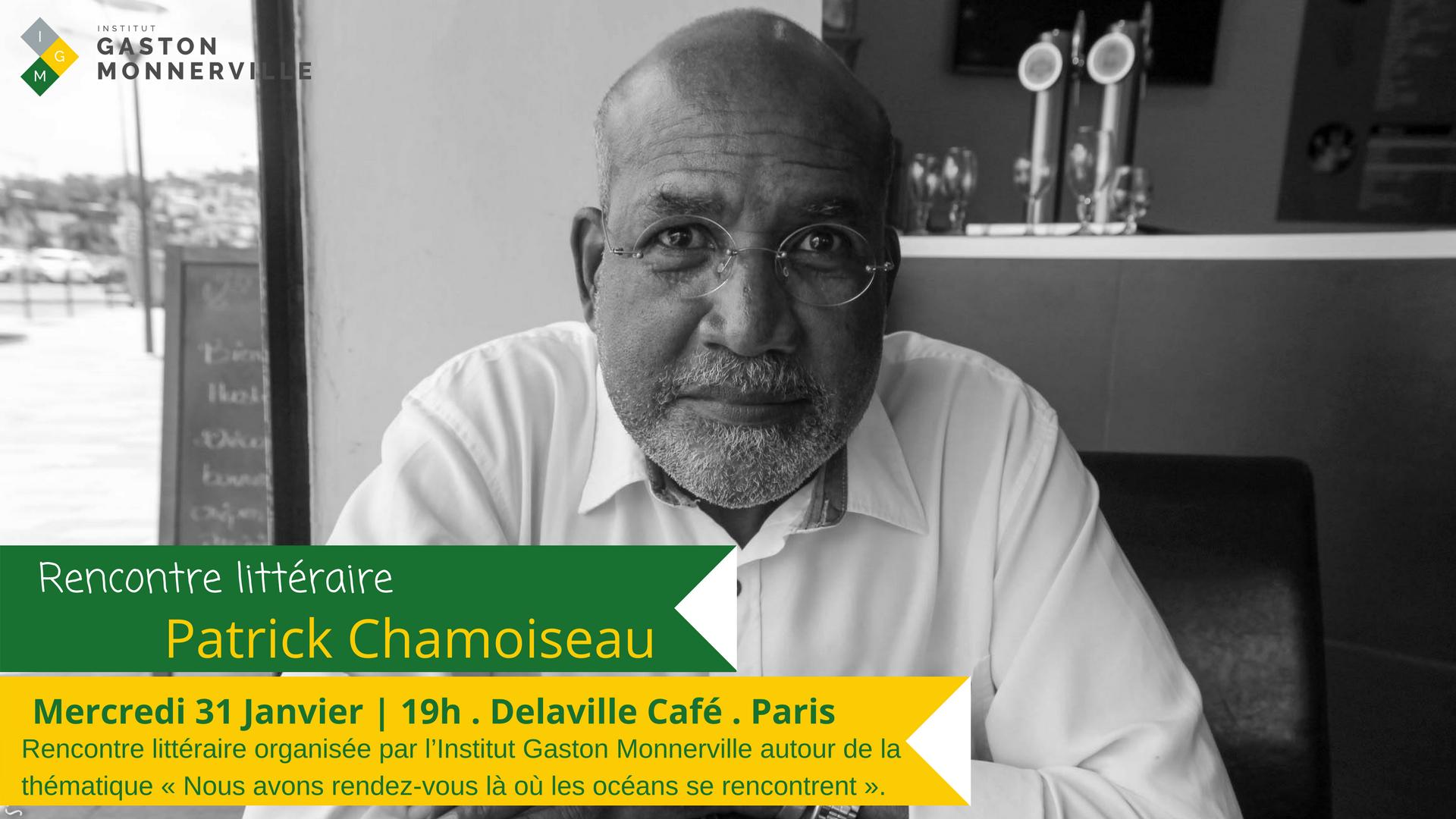 Patrick-Chamoiseau