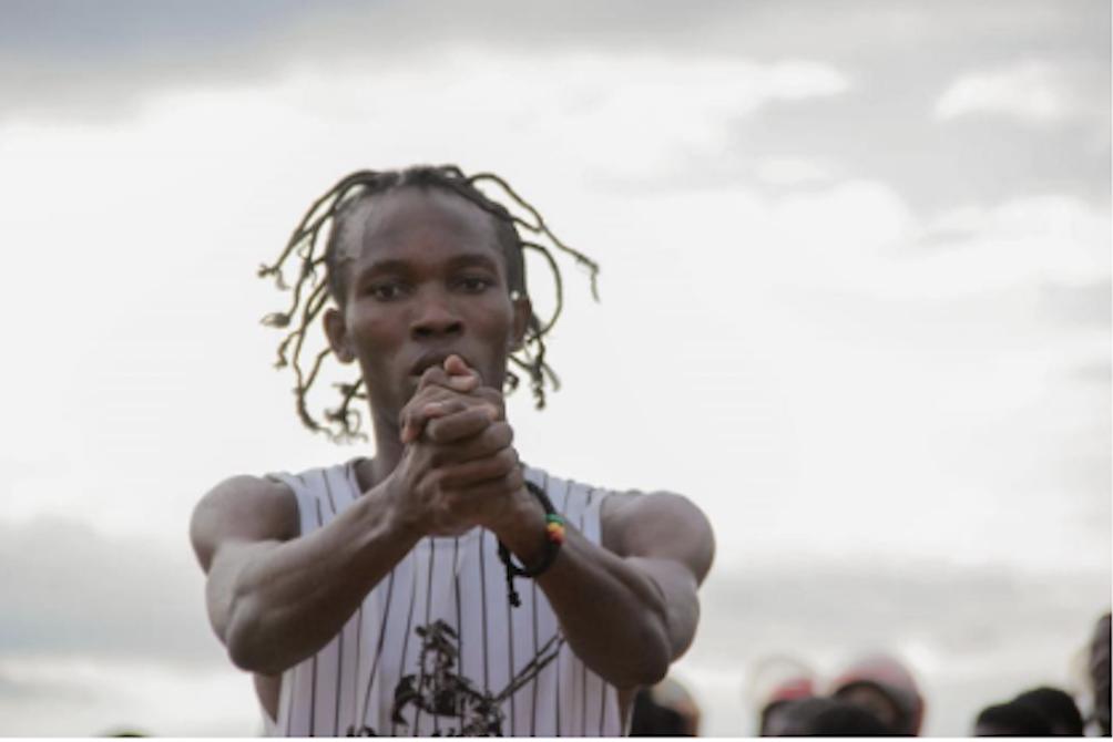 Stage de danse DIFEKAO au Togo