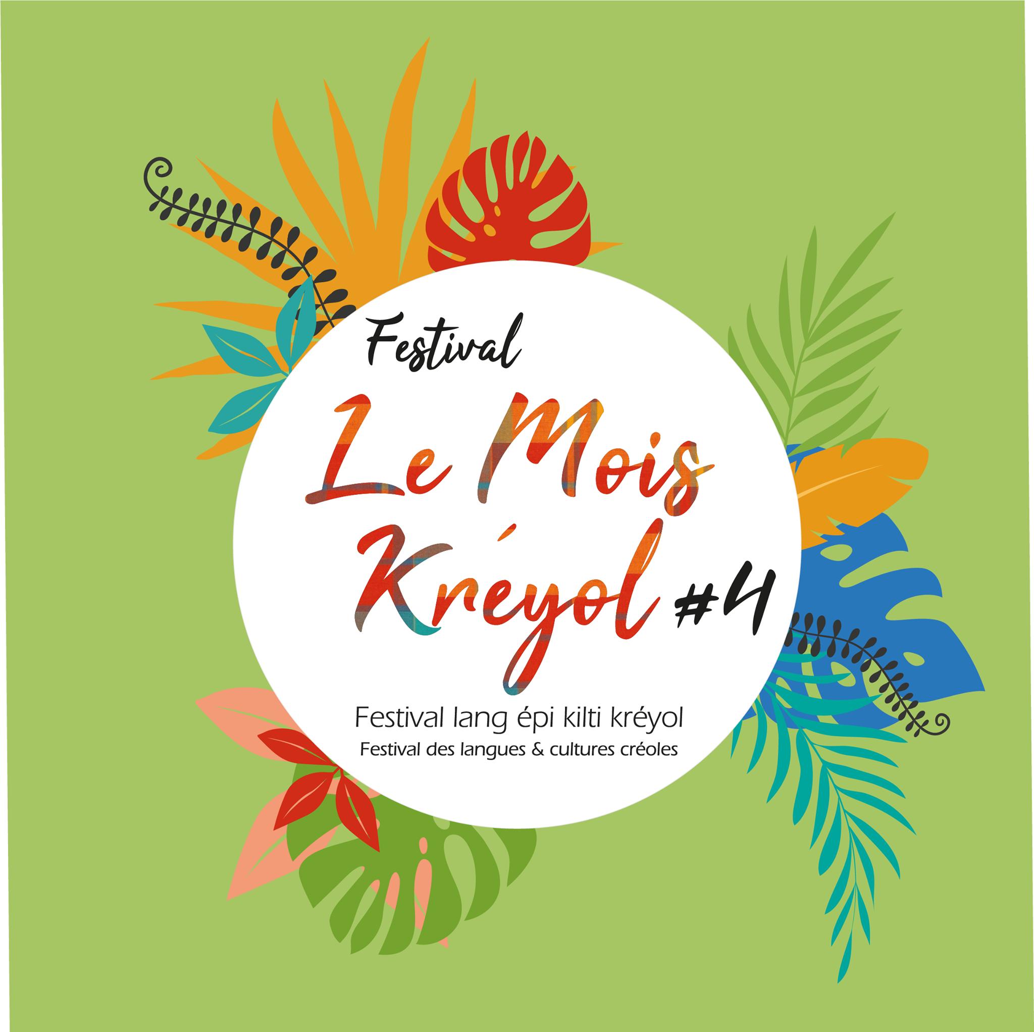 4 ème édition du Festival Le Mois Kreyol