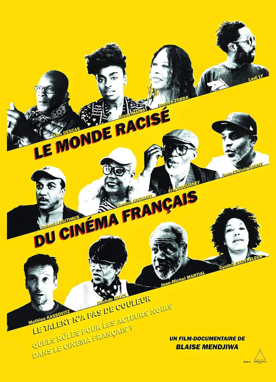 LE MONDE RACISE DU CINÉMA FRANÇAIS