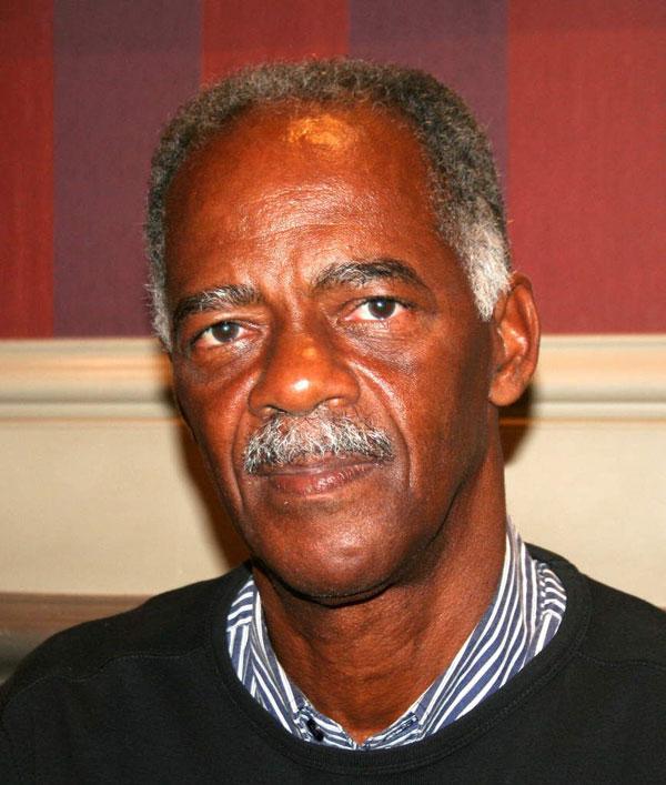 Luc Reinette leader indépendantiste de la Guadeloupe